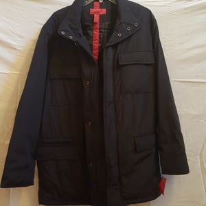 alfani fitted winter coat/ jacket new with tags